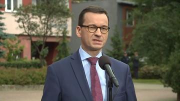 """Morawiecki: chcemy, by """"ACTA 2"""" było jak najłagodniejsze. Rozmawiamy z Komisją Europejską"""