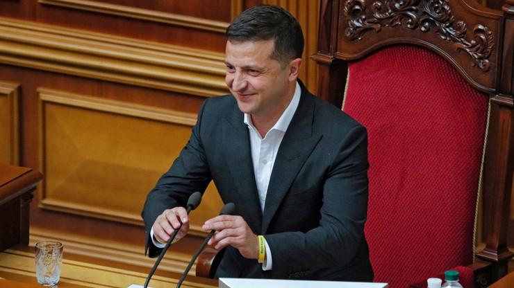 Prezydent Ukrainy w sobotę z oficjalną wizytą w Polsce