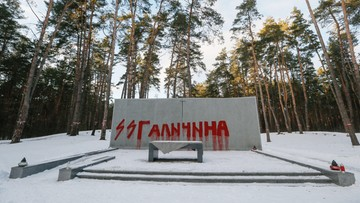 Ukraina: szef MSZ potępił wandalizm na polskim cmentarzu w Bykowni