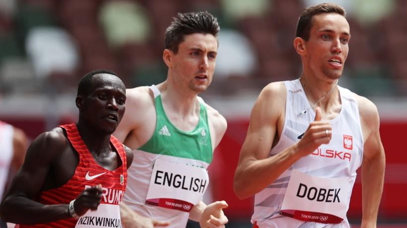 Tokio 2020: Mateusz Borkowski i Patryk Dobek z awansem do półfinałów biegu na 800 m