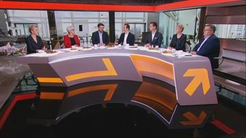 Stachowiak-Różecka: nie wierzę w to, że Tusk na serio myśli o kandydowaniu na prezydenta