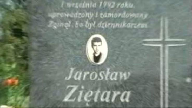 Zabójstwo Jarosława Ziętary: byli ochroniarze oskarżeni o porwanie i pomoc w morderstwie