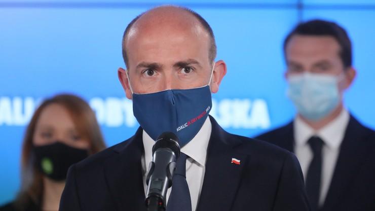 """Bunt w PO przeciw Borysowi Budce? """"Informacje wyssane z palca"""""""