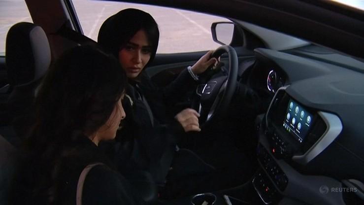 Pierwsze prawa jazdy wydane kobietom w Arabii Saudyjskiej