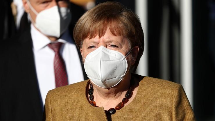 """Merkel chce kolejnych obostrzeń w Niemczech. """"Sytuacja wymknęła się spod kontroli"""""""