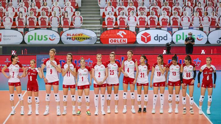 Liga Narodów 2021: Terminarz meczów reprezentacji Polski siatkarek