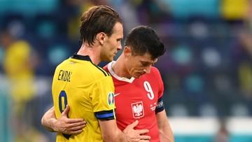 Lewandowski załamany po meczu Polska - Szwecja (ZDJĘCIA)
