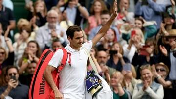 Media: Roger Federer najlepiej zarabiającym tenisistą świata w ostatnim roku
