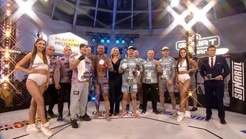 Babilon MMA 22: Wyniki i skróty walk (WIDEO)