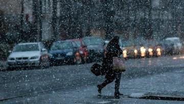 Silny wiatr i zamiecie śnieżne. IMGW wydało ostrzeżenia dla 14 województw