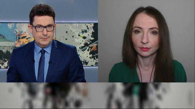 Dziemianowicz-Bąk: jeśli szczepionki zalegają, a cukrzycy czekają, to coś jest nie tak