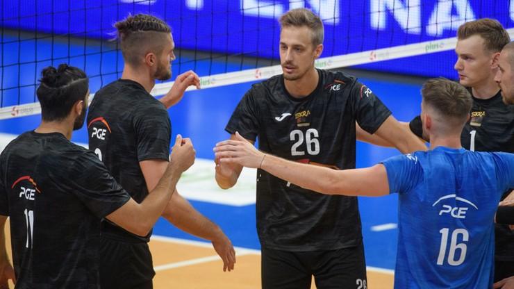 PGE Skra pewnie wygrała z Jastrzębskim Węglem na inaugurację turnieju w Bełchatowie