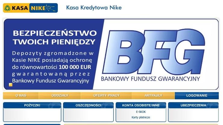 Upadłość SKOK Nike. Postanowienie warszawskiego sądu