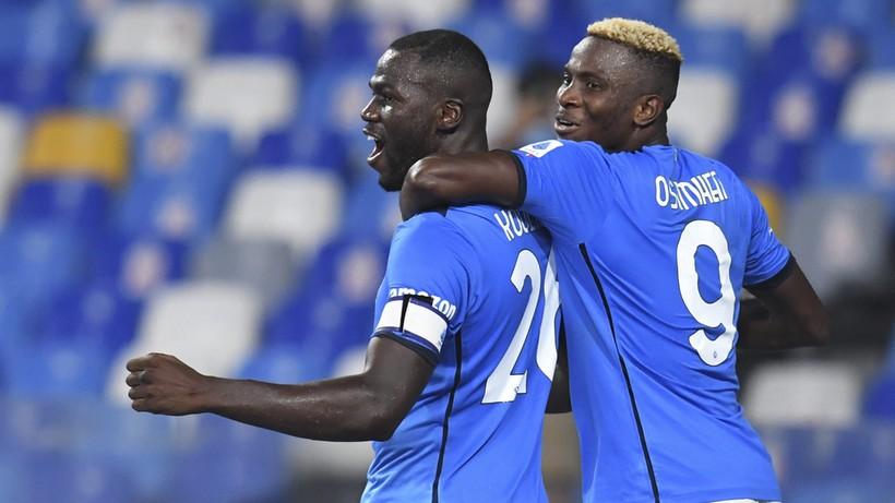 Liga Europy: Leicester City - Napoli. Relacja i wynik na żywo - Polsat Sport