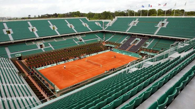 French Open: Podano prawdopodobną datę rozpoczęcia turnieju