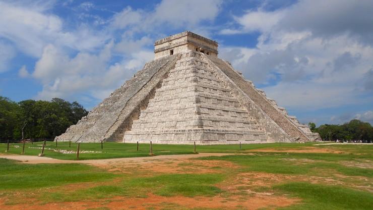 Meksyk: zamknęli cud świata. Turyści mieli problem z maseczkami