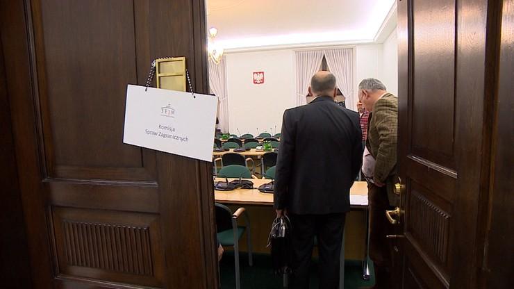 Suski, Kowalczyk, Grabiec - znamy przewodniczących sejmowych komisji