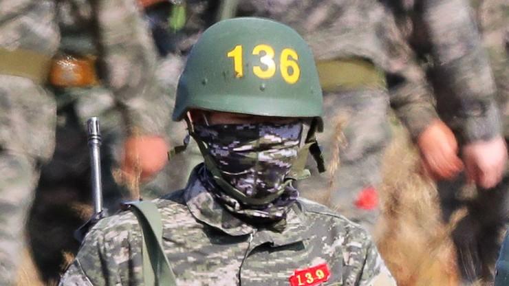 Son z wyróżnieniem zakończył szkolenie wojskowe