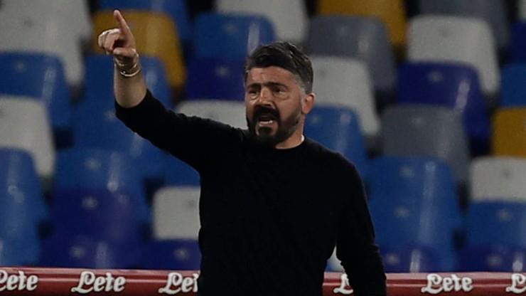 Serie A: Gennaro Gattuso nowym trenerem Fiorentiny