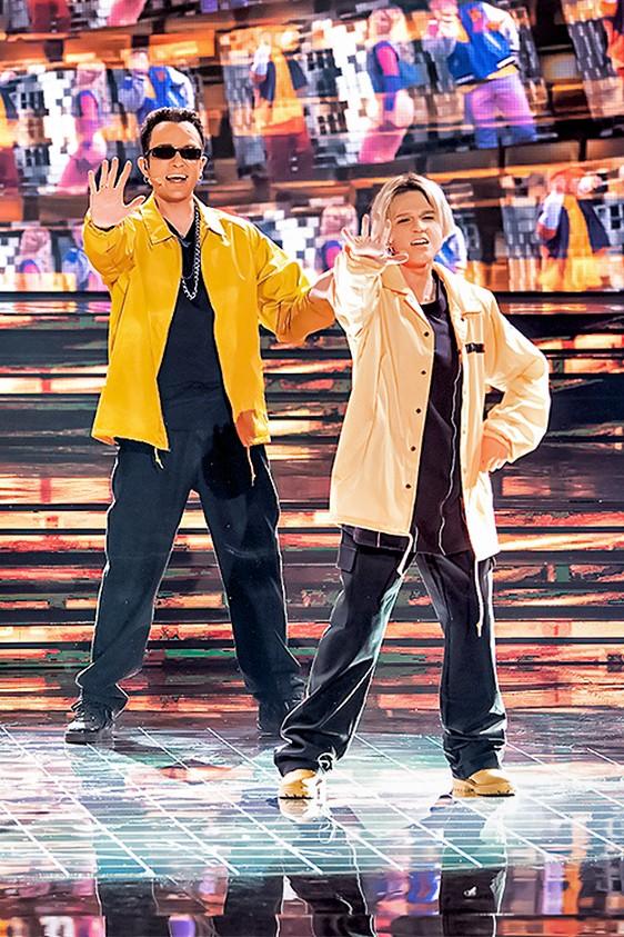 2021-05-13 Finał Twoja Twarz Brzmi Znajomo z... Backstreet Boys! - Polsat.pl
