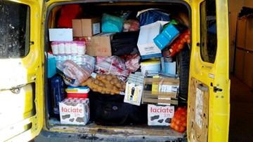 Otworzyli polską furgonetkę i... norwescy celnicy zdębieli