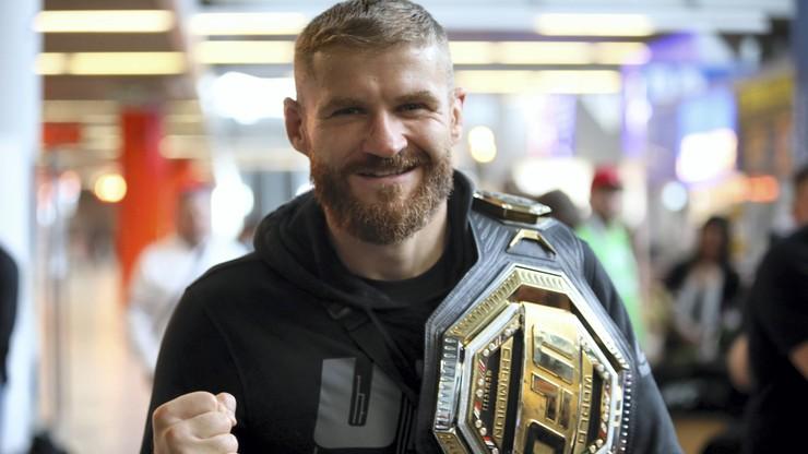 Jan Błachowicz przed UFC 259: Kasyna i klubu ze striptizem już nie odwiedzę