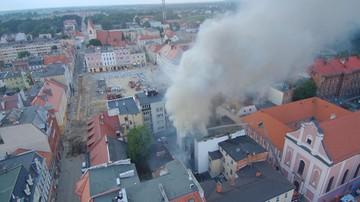 Wybuch gazu w kamienicy w Kędzierzynie-Koźlu. Pod gruzami mogą być ludzie