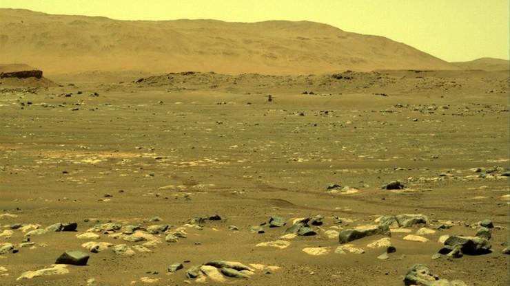 """Kosmiczny przełom. """"Umożliwi żyć na powierzchni Marsa"""""""