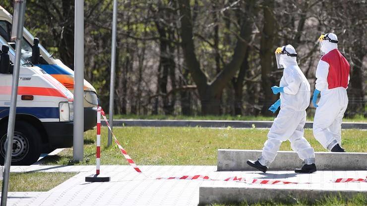 Ponad 460 ofiar koronawirusa w Polsce