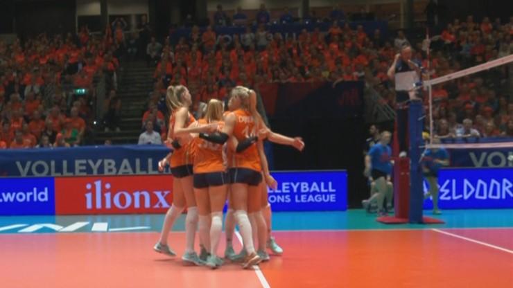 Liga Narodów: Holandia pokonała Bułgarię