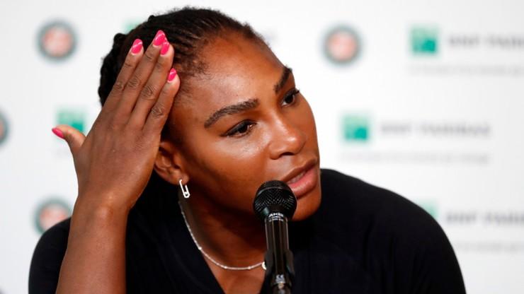 Mouratoglou: Williams powinna być gotowa na Wimbledon