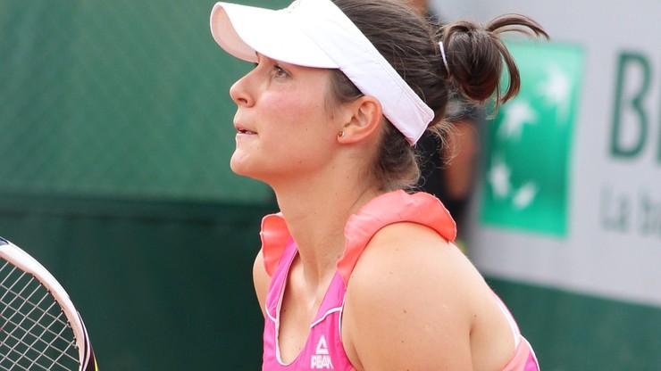 Turniej WTA w Katowicach - zmienne szczęście Polek w deblu