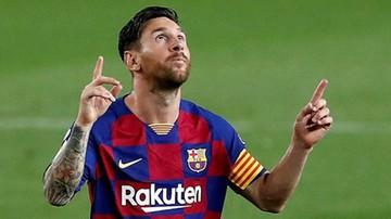 Messi ogłosił decyzję w sprawie przyszłości w Barcelonie!