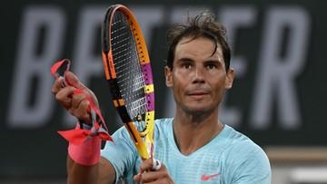 French Open: Rafael Nadal awansował do drugiej rundy