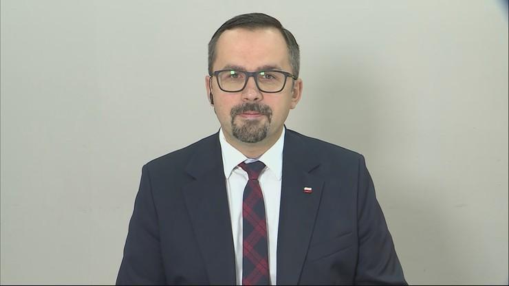 """Rafał Trzaskowski w klubie. """"W porównaniu z awarią Czajki to bardziej ciekawostka obyczajowa"""""""