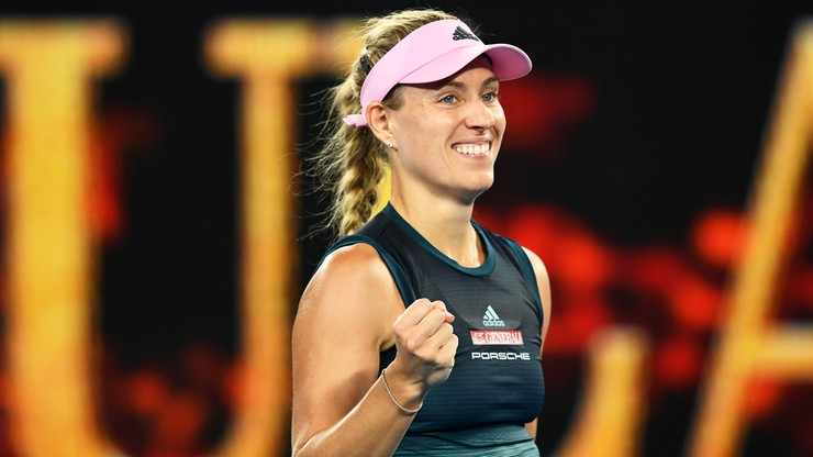 Australian Open: Jak Kerber uczciła swoje urodziny?