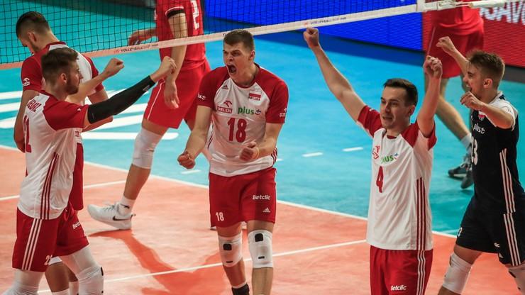 Półfinał Ligi Narodów siatkarzy: Polska – Rosja. Transmisja w Polsacie Sport