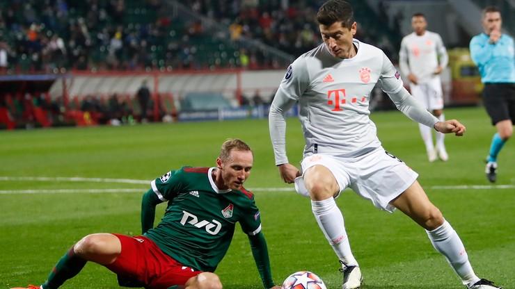 Liga Mistrzów: Lokomotiw się postawił. Bayern zwycięski w Moskwie