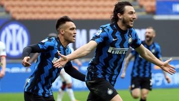 Serie A: Zwycięstwa czołówki, Inter bardzo bliski tytułu