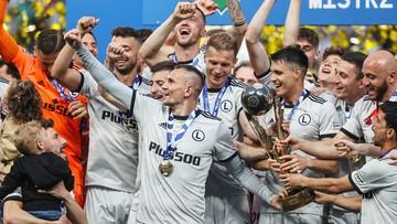 Legia Warszawa rozstawiona w 2. rundzie eliminacji LM