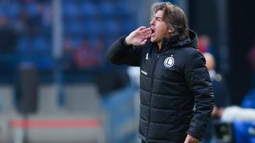Były trener Legii zwolniony z kolejnego klubu