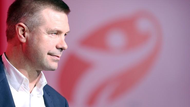 Rojek: Bogdan Wenta na prezydenta!
