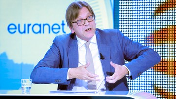 Guy Verhofstadt negocjatorem PE ws. Brexitu