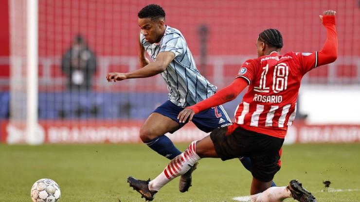 Eredivisie: Remis PSV Eindhoven z Ajaksem Amsterdam. Efektowne zwycięstwo AZ Alkmaar