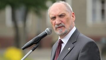 Macierewicz: za katastrofę smoleńską odpowiada strona rosyjska, czas się przyznać