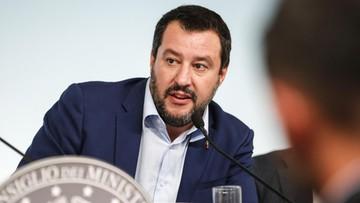 Salvini: Włochy nie poprą przedłużenia sankcji na Rosję
