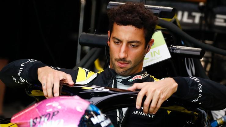 Hitowe transfery w F1! Nowe teamy Sainza i Ricciardo