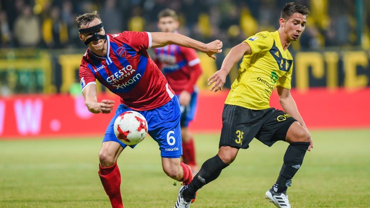 Fortuna 1 Liga: Sentymentalny mecz prezesa Rakowa