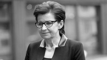 Zmarła Anna Wasilewska. Posłanka PO miała 63 lata