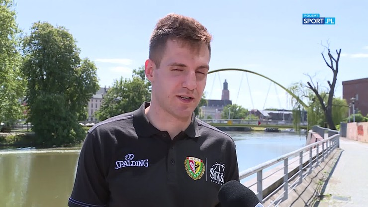 Jakub Karolak: Gra w Śląsku Wrocław to dla mnie olbrzymie wyzwanie